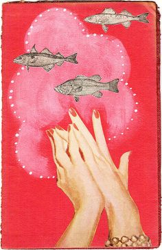 fishes and wishes, by Felicia Dadak