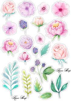 Roses_стили и странички для скрапа's photos – 811 photos | VK