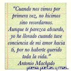 Antonio Machado https://www.facebook.com/pages/Poesía-poetas-y-más/36347968033276