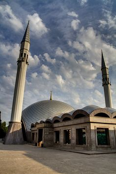 Sakirin Mosque - Istanbul on Behance