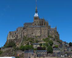 Como ir de Paris ao Mont Saint Michel