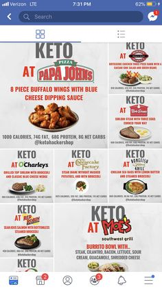 Best Keto Fast Food, Keto Fast Food Options, Free Keto Recipes, Keto Food List, Ketogenic Recipes, Low Carb Recipes, Keto Foods, Keto Bread Machine Recipe