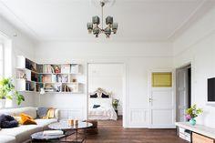 apartment Malmo salon