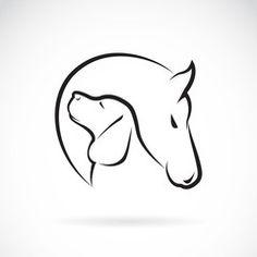 Szukaj zdjęć: koń rysunek