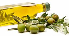 Natural remedies mantra: The goodness of oilve oil.