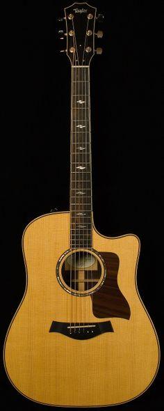 Taylor 810CE Spruce/Rosewood