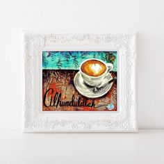 New DOWNLOADABLE PRINTS available in my ETSY shop! Link in BIO.  This is a perfect print for the coffee lovers. ☕️❤️ #art #artist #hijabi #hijabiartist #handbrushed #mixedmedia #muslim #coffee #CreativeMuslimWomen #hijab #islamicart #instagood #islam #eid #eidgift #makebeautifulthings #Ramadan #ramadan2015 #coffee #alhumdulillah