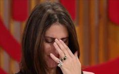 Paola chorou com a saída de Gleice