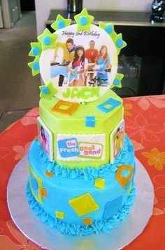 Fresh Beat Band, my girls would love this.