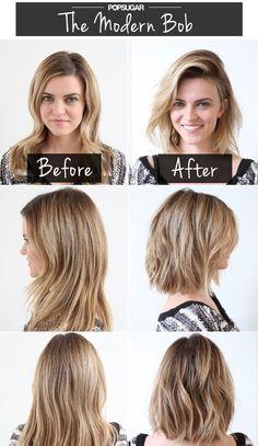 AUF VIELFACHEN WUNSCH: 28 coole Frisuren Makeovers …, wann bist Du dran? - Neue Frisur