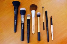 "powder doom: ""Makeup Brush Favorites - Drugstore & High End"""