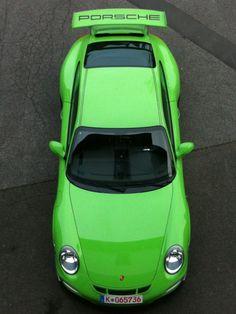 Porshce 997 GT3 RS 4.0