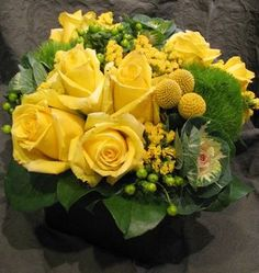 "Read: ""How Far Will You Go For Perfect Yellow Roses"" #flowers #yellow. #flowerarrangements"