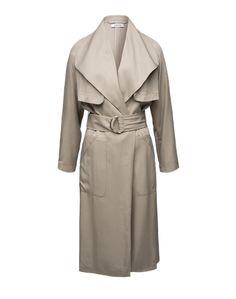 Longcoat mit Gürtel 'Ramira' auf Stylelounge.de