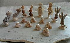 Chessboard of shells $523.29