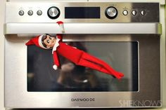 SheKnows shows you how to make your Elf on the Shelf bendable with this step-by-step DIY tutorial..
