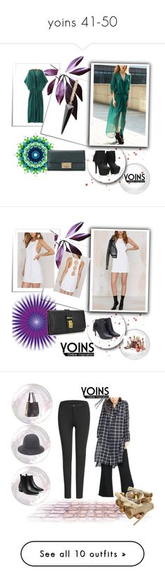"""""""yoins 41-50"""" by zancica ❤ liked on Polyvore featuring vintage and Nicki Minaj"""