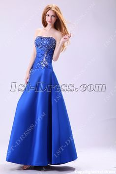 1st-dress.com Offers High Quality Stylish Royal Blue 15 Vestidos de Quinceanera,Priced At Only US$165.00 (Free Shipping)