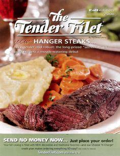 Tender Filet cover for Fall 2008.