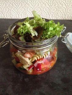 ♥KiesWorld ♥: Jar salads - why am I the last to know?