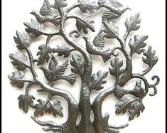 Your Shop - Manage Listings - Etsy Metal Tree Wall Art, Metal Wall Decor, Barn Renovation, Tree Wall Decor, Metal Walls, Marketing And Advertising, Birds, Shop, Etsy