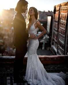 Wonderful Perfect Wedding Dress For The Bride Ideas. Ineffable Perfect Wedding Dress For The Bride Ideas. Perfect Wedding Dress, Dream Wedding Dresses, Bridal Dresses, Prom Dresses, French Wedding Dress, Most Beautiful Wedding Dresses, Open Back Wedding Dress, Backless Wedding, Wedding Goals