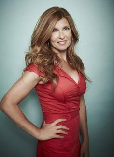 Connie Britton's perfect hair