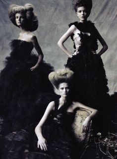 """A Dream of a Dress,"" by Paolo Roversi"