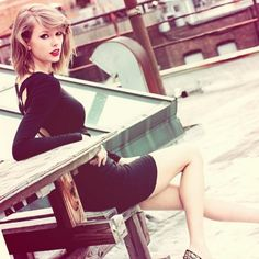 Taylor Swift's 1989 photoshoot