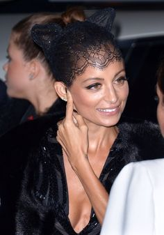 Nicole Ritchie looking Simply Fabulous