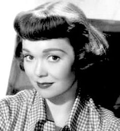 """Jane Wyman was a blonde for the majority of her first decade in movies. In and after """"The Long Weekend,"""" she was a brunette. High cut bangs and some length of a bob became a standard, classic style for her. Years later, Wyman noted, """"Actually, I've worn the Dutch-bob since I was three years old. It certainly helped my career from an identity standpoint."""" In some films I find the cut too severe, but she's darn cute with it here, IMO."""