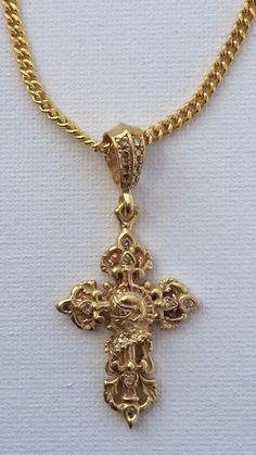 0899d6697 Ornament Knight Cross. Ornament Knight Cross – Roman Paul Jewelry Design