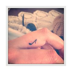 small tattoo | Tumblr found on Polyvore