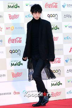 #JungJoonYoung Attends The 3rd Gaon Chart KPOP Awards - Feb 12, 2014 [PHOTOS] More: http://www.kpopstarz.com/articles/79205/20140212/jung-joon-young-attends-3rd-gaon-chart-kpop-awards-feb.htm