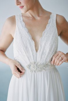 2016 Bridal Accessories Collection | by Nestina Accessories | Photo: Melanie…
