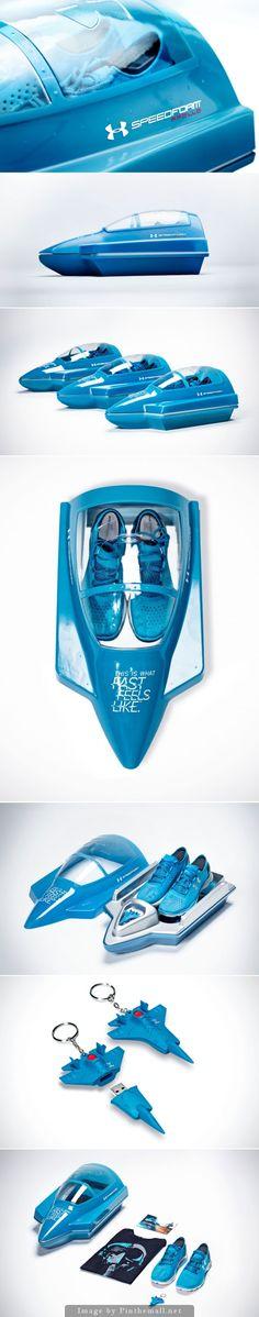Speedform Apollo running shoes.