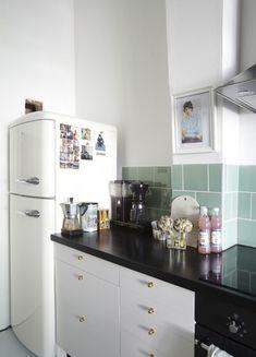 kitchen in Sweden