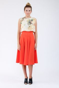 Tania Culottes sewing pattern from Megan Nielsen