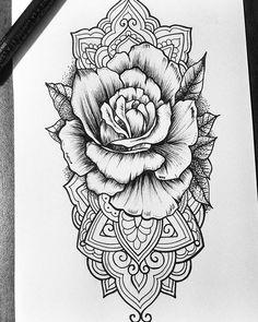 ♥ noche de tramas y puntillismo ♥ #art #tatoo #desing #flor #loto #pureza #budismo #simbolo #tinta #tatuaje #desing #venezuela #caracas #tatuajes #tatooart #lotustattoo #mandalatattoo #mandalatattoo #rosa #trama #rosamandala @mayag1104