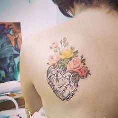 Tattoo by @tattoo_times!