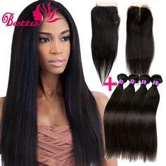 Reasonable Peruvian Blonde Bundles 3pcs Straight Hair Bundles Angel Grace Human Hair Bundles Natural Color Free Shipping Hair Extension Sturdy Construction Hair Extensions & Wigs