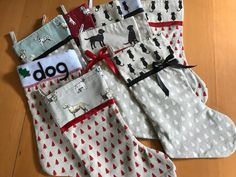 809a2cd061 Handmade Christmas stockings for you or your pet