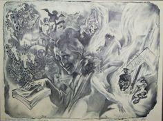 Иллюстрации к «Мастеру и Маргарите»: Иллюстрации Виктора Прокофьева