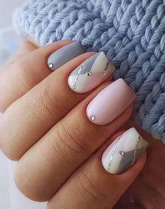 nail art diy ~ nail art designs ` nail art ` nail art designs for spring ` nail art videos ` nail art designs easy ` nail art designs summer ` nail art diy ` nail art summer Cute Nail Art, Gel Nail Art, Beautiful Nail Art, Nail Art Diy, Easy Nail Art, Diy Nails, Acrylic Nails, Nail Nail, Gold Nail