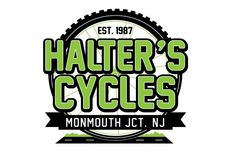 New Logo Design for Halters Cycles in Monmouth Jct. NJ.