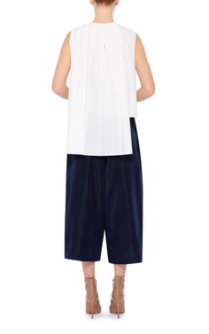 Taffeta Cropped Karate Pants by Tome   Moda Operandi