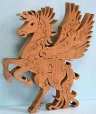 Wood Puzzles