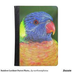 Rainbow Lorikeet Parrot Photo iPad Air Case