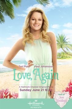 Its a Wonderful Movie - Your Guide to Family Movies on TV: Hallmark Channel Movie 'Love, Again'
