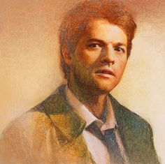 euclase: Castiel drawn in scribbles. Except it needs to be like five feet tall. Supernatural Drawings, Supernatural Fan Art, Bobby Singer, Why I Love Him, Scribble Art, Winchester Boys, Misha Collins, Destiel, Funny Cute